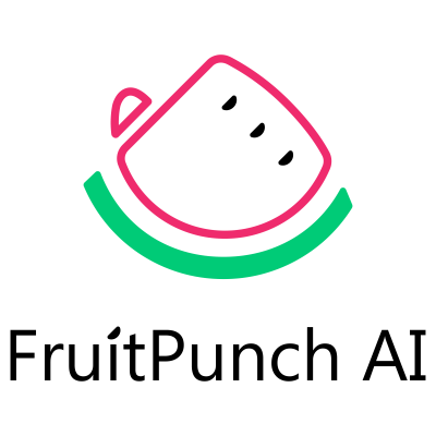 FruitPunch_AI_Logo_White_square_text_4000px